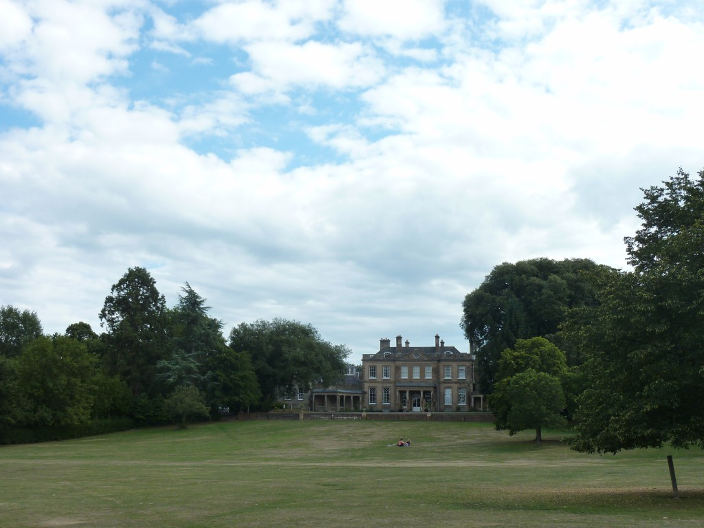 upton country house