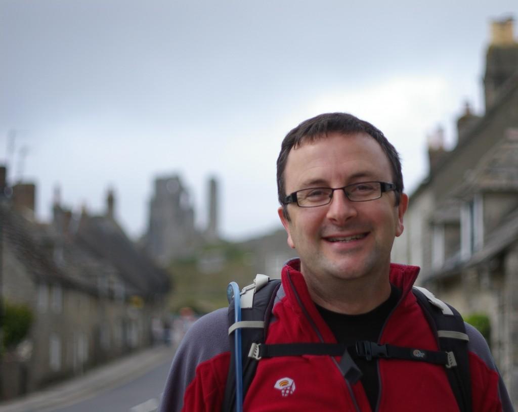 Me in Corfe