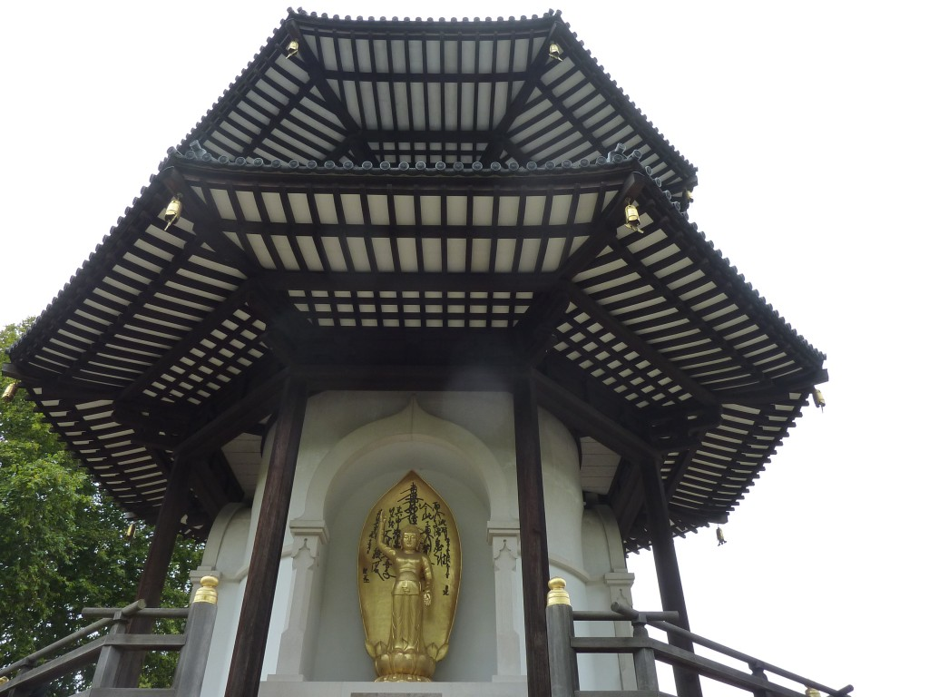 Peace Pagoda, Battersea Park