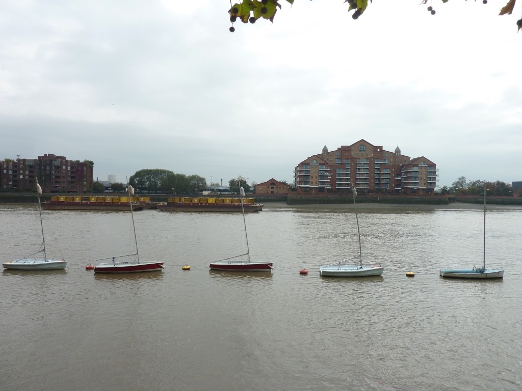 Westminster sailing club